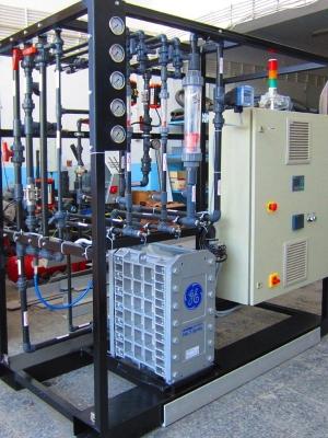 EDI – Elektro De İyonizasyon Cihazları