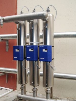 Su Dezenfeksiyon Cihazları