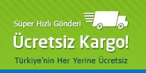 Türkiye'nin Her Yerine Ücretsiz Kargo
